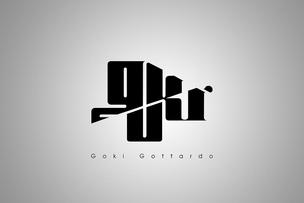 Artist Name Logo Design